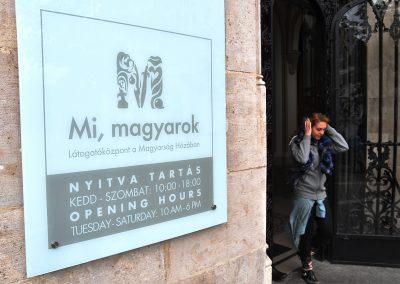 Mi, magyarok Látogatóközpont