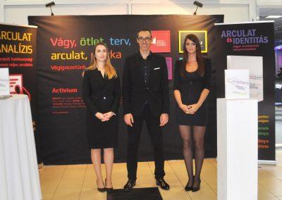 Activium stand − Maketing Expo, 2017